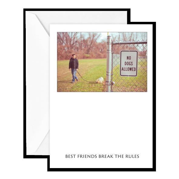 best friends break the rules