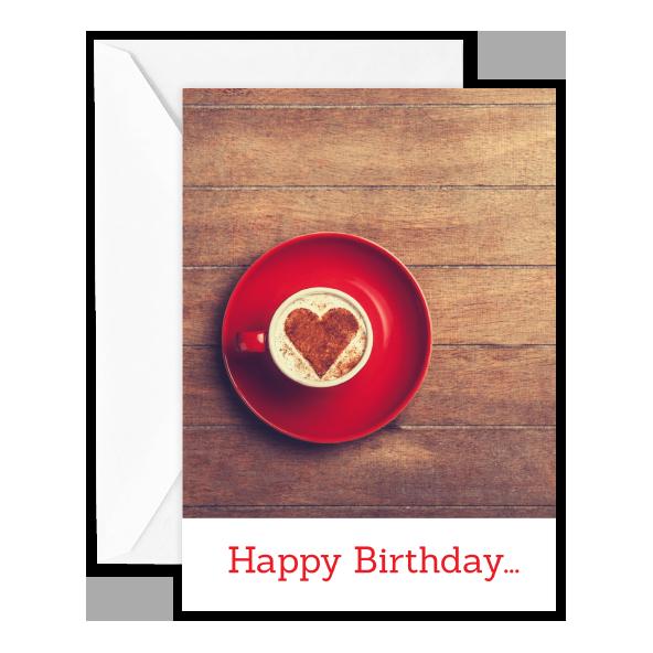 Happy birthday to a wonderful friend
