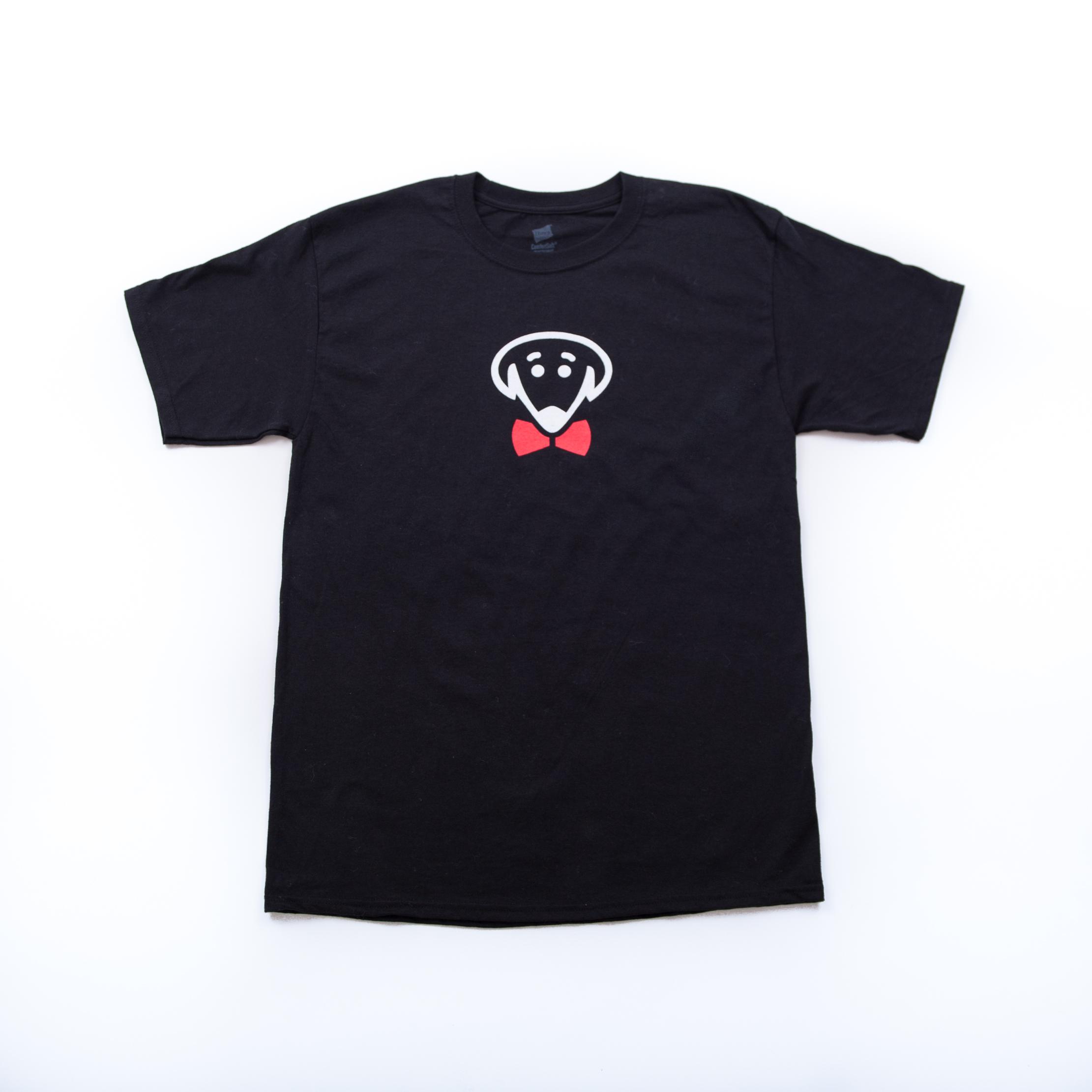 black front a