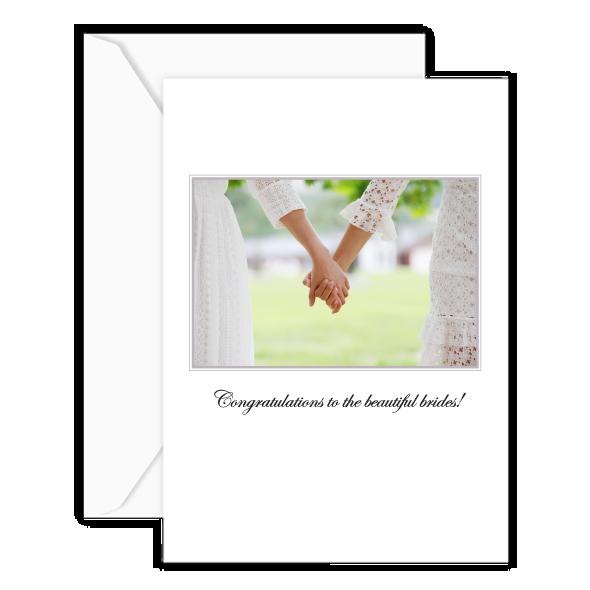 beautiful brides vert w:envelopes