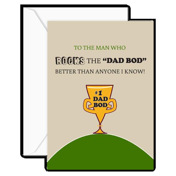 dad bod w:envelope
