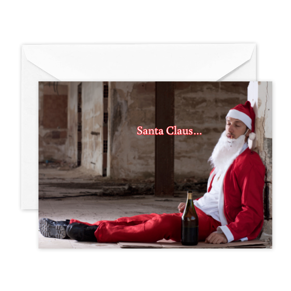 Santa Claus…