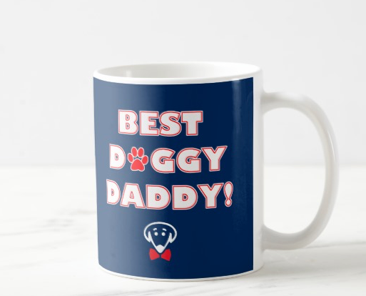 Best Doggy Mommy/Daddy mug
