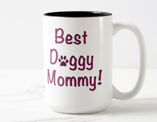 Best Doggy Mommy – jumbo mug
