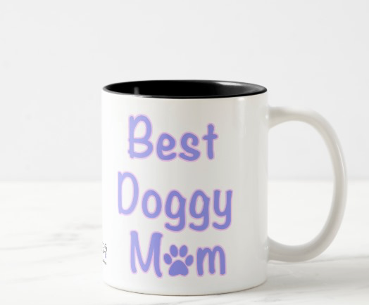 Best Doggy Mom/Best Dog Mom – mug
