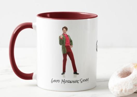 Good Morning Stud! – mug (B)