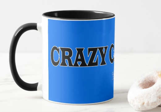 Crazy Cat Daddy – mug