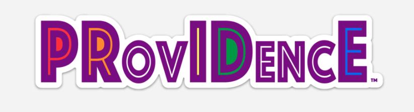 PRovIDencE PRIDE sticker