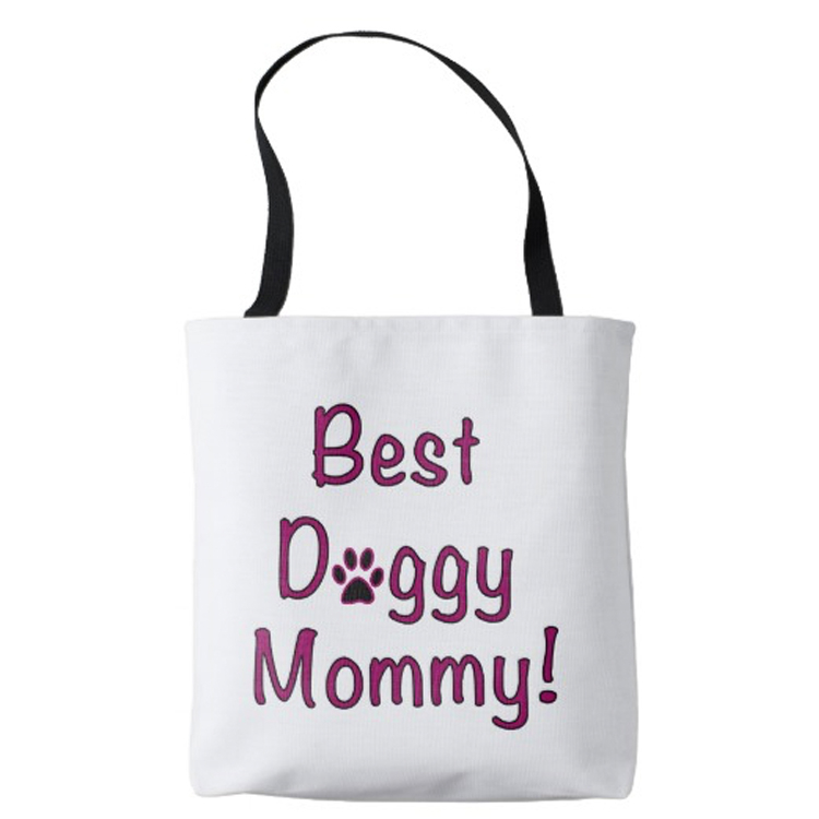 Best Doggy Mommy – tote bag