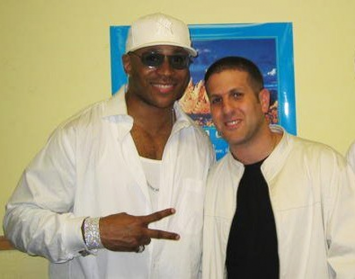with LL Cool J