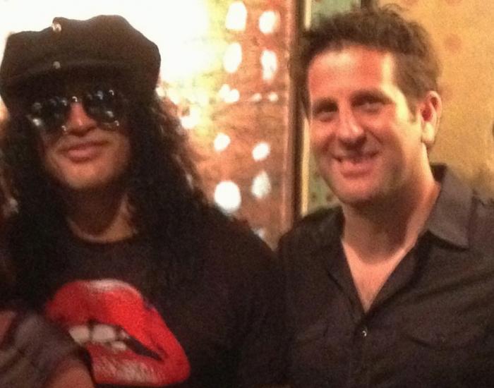 with Slash!