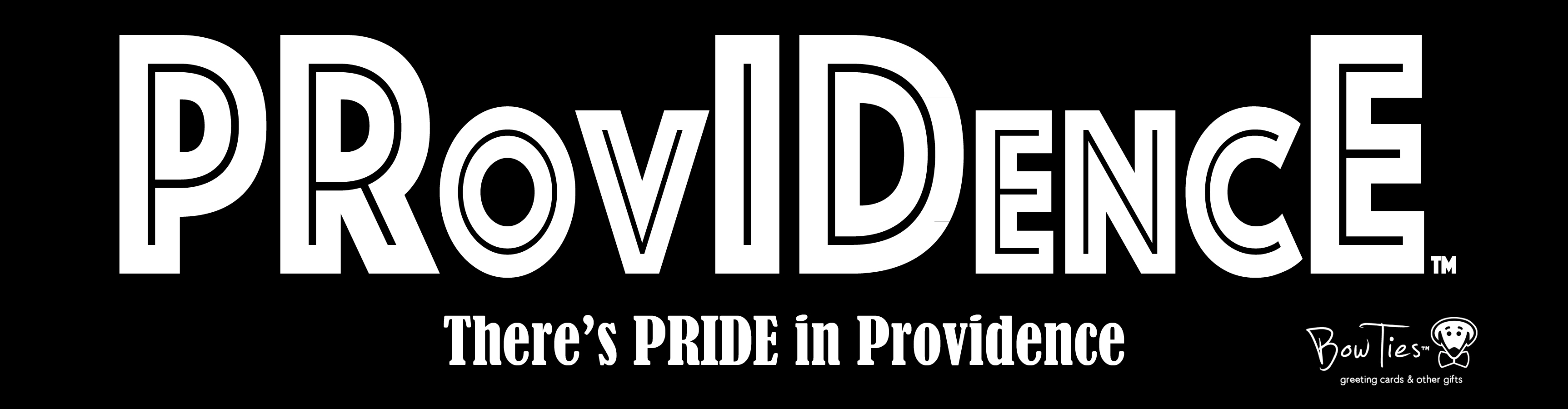 PRIDE in PRovIDencE sticker