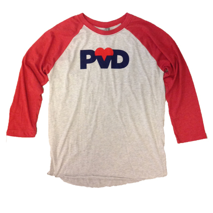 PVD (with heart) t-shirt