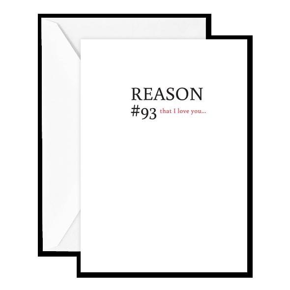 Reason #93 that I Love You…