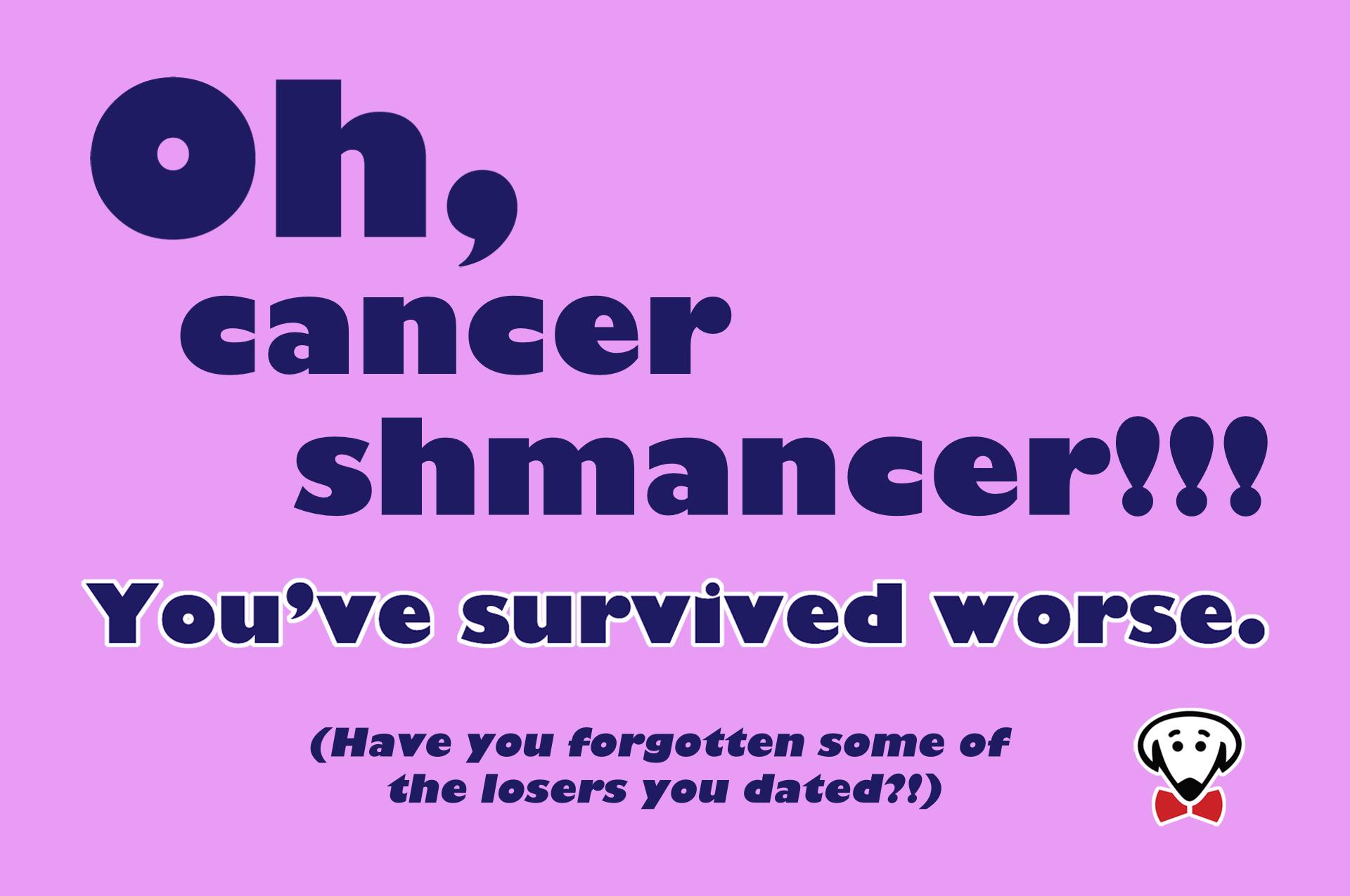 You've survived worse – large magnet