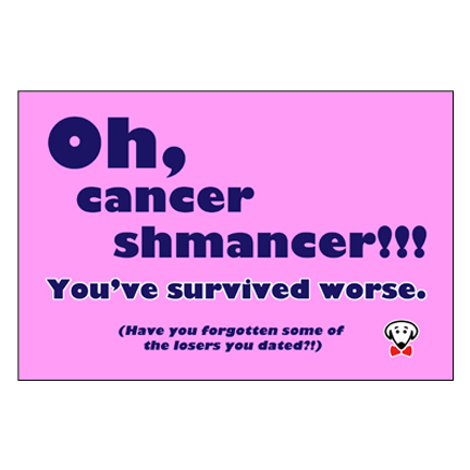 You've survived worse – large magnet